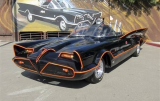 Batmobile Entitled to Copyright Protection